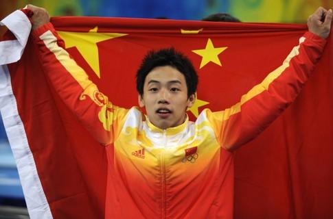 Олимпийский чемпион Цзоу Кай продал одну из своих золотых медалей